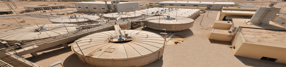 Salkboukh Water Treatment Plant