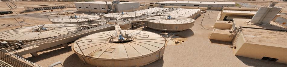 Salkboukh Water Treatment Plant